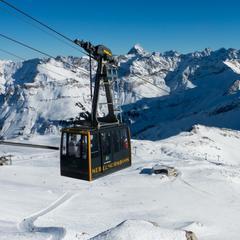 Six of the best ski resorts to drive to - ©Oberstdorf Kleinwalsertal Bergbahnen