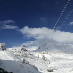 Neve fresca nel comprensorio Pontedilegno - Tonale - © Pontedilegno - Tonale