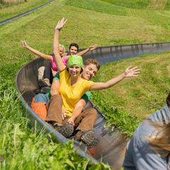 Sommerrodelbahnen in Italien - ©A. Rochau | Fotolia.com