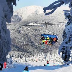 Špindlerův Mlýn je nejlepším českým lyžařským střediskem roku 2017 - © Špindlerův Mlýn
