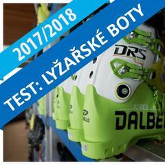 Test lyžařské obuvi: 49 modelů pánských přezkáčů 2017/2018 - ©OTS