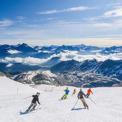 Where's the best early-season skiing in Europe? - ©Tignes Tourism
