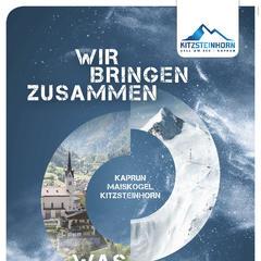 Verschmelzung der Skigebiete Maiskogel und Kitzstienhorn - © © Gletscherbahnen Kaprun AG