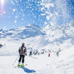 Five of the best ski resorts for beginners - ©Courchevel Officiel/Facebook