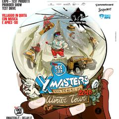 Ultima tappa del DEEJAY Xmasters Winter Tour ad Alleghe - ©www.xmasters.it