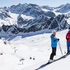 Glacier ski openings: Fancy skiing October half term? - ©Kaunertaler Gletscher | Daniel Zangerl