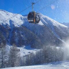 Nová kabinková lanovka v Carosello 3000 - Livigno - © Carosello 3000 - Livigno