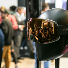 Nové lyžiarske okuliare HEAD - © Skiinfo | Sebastian Lindemeyer