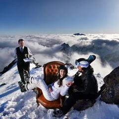 O lyžiarov bude pred Vianocami exkluzívne postarané - ©Marek Hajkovský | www.vt.sk