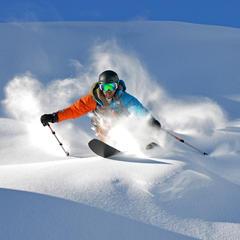 ski freeride pic du midi - © Pauline VIGNEAU