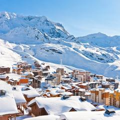 Covid-19 vaccine boosts holiday bookings - ©OT Val Thorens - C. Cattin