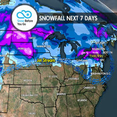 2.29 Snow Before You Go: Large Storms for Both Coasts - ©Meteorologist Chris Tomer