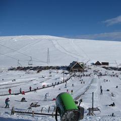 The Lecht lower slopes, Scotland - ©The Lecht