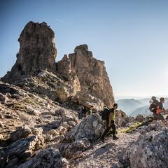 Léto v Alta Badia - © Molography