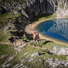Aktívna dovolenka v Alta Badia: treking, prechádzky, cykloturistika i paragliding - ©Freddy Planinschek