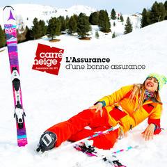 Carré Neige, numéro 1 de l'assurance ski - ©drubig-photo - Fotolia.com