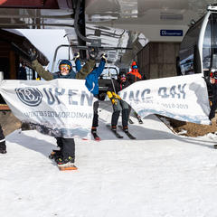 Opening Day Powder Turns Across North America - ©Beaver Creek
