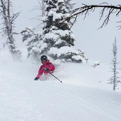 Big base depths at Jackson Hole - © Jackson Hole Mountain Resort