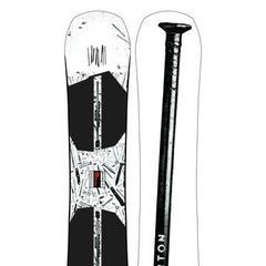 Burton Name Dropper Snowboard - © Burton