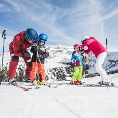 Dolomiti Superski - lyžařská oblast, kde se děti cítí opravdu dobře - © Ph: Harald Wisthaler per Dolomiti Superski