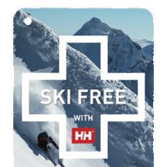 Una giornata di sci gratuita con Helly Hansen