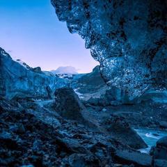 Eis am Großglockner - © DAV / Silvan Metz