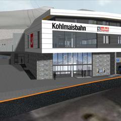 Kohlmaisbahn Talstation - ©  Tourismusverband Saalbach Hinterglemm