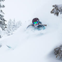 Powder fix, satisfied at Alta, Utah - © Alta Ski Area | Adam Clark