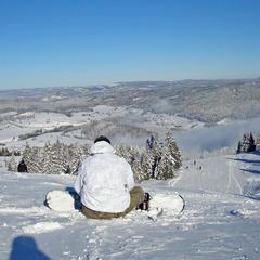 S'initier aux sports olympiques dans les Montagnes du Jura - ©Bourgogne-Franche-Comté Tourisme