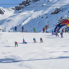 Il 7 Aprile Dominik Paris in Val d'Ultimo per la Red Bull Discesa Libera - ©www.redbull.com