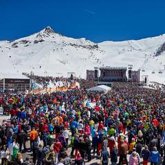 Top of the mountain Konzert auf der Idalp - © TVB Paznaun Ischgl