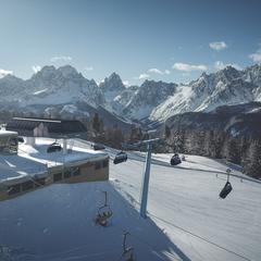 W Tre Cime / Drei Zinnen powstają dwie nowe niebieskie trasy na szczycie Croda Rossa