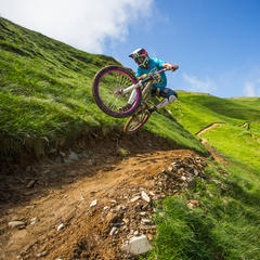 Cauteret BikePark - © Office de Tourisme de Cauterets