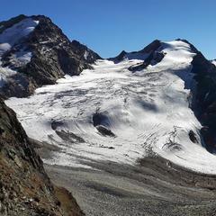 """Naturschutzverbände fordern Integration des Linken Fernerkogel in das angrenzende Ruhegebiet """"Ötztaler Alpen"""" - © WWF"""