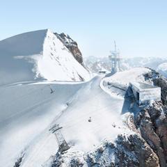 Das Projekt 3020 am Titlis in Engelberg - © Herzog & de Meuron