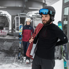ODLO I-Thermic vetement chauffant et connecte pour le ski - © ODLO