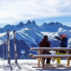 ski aiguilles d'arves sybelles - © OT Saint Jean d'Arves