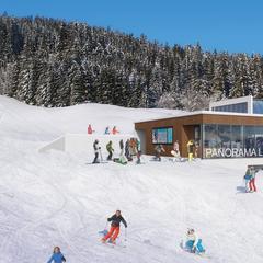 Verbindungsbahn Panorama-Link von Wagrain nach Kleinarl - © Snow Space Salzburg Bergbahnen AG