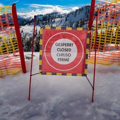 Covid-19: Taliansko sprísňuje opatrenia a odsúva otvorenie lyžiarskych stredísk - ©WDF-foto - Fotolia.com