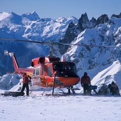 Vymeňte lanovku za helikoptéru - ©Whistler Blackcomb