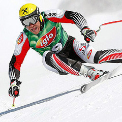 1. Training in Bormio: Erik Guay fährt schnellste Zeit - ©Head