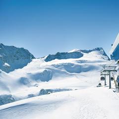 Sölden Gletscherexpress - © Ötztal Tourismus