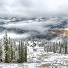 Colorado Snowfall Photo Gallery - ©Tripp Fay
