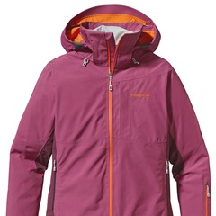 Invest in a Ski Jacket that Protects You from Mother Nature: 2013 Patagonia Women's Powder Bowl Jacket