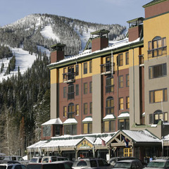 The Vintage Lodge at Winter Park.