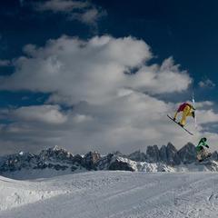 L'inverno in Alto Adige - video