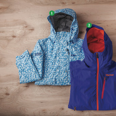 2013 Women's Ski & Snowboard Shell Jackets - ©Julia Vandenoever