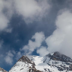 Grande Casse, Col de la Vanoise - © Iris Kürschner
