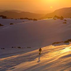 Mike Douglas in Nevadoas de Chillan - © Grant Gunderson