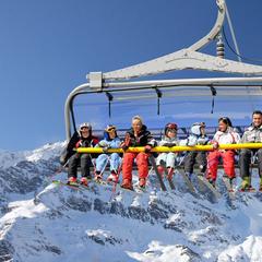 TOP 10: Najlepšie rakúske lyžiarske strediská pre rodiny - ©Tiroler Zugspitz Arena